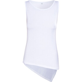 Prana Twisted Sleeveless Shirt Women white